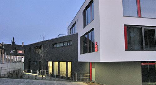 architekt wittmann heidenheim arc pro kreissparkasse. Black Bedroom Furniture Sets. Home Design Ideas